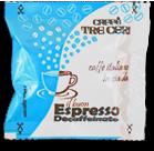 Espresso in cialda decaffeinato